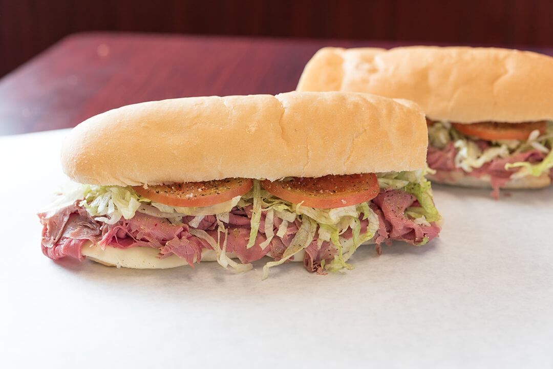 J-Dubb's Signature Subs. Fresh, Healthy Submarine Sandwiches.